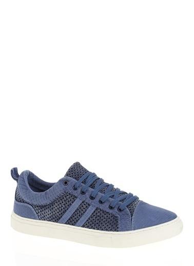 Hammer Jack Bağcıklı Spor Ayakkabı Mavi